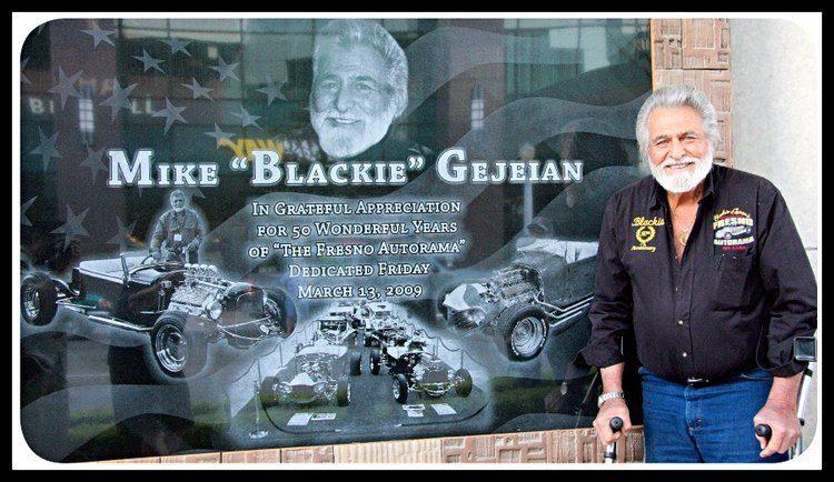 Blackie Gejeian Fresno Autorama
