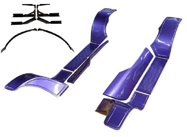 Speedway Motors T-Bucket fenders kit