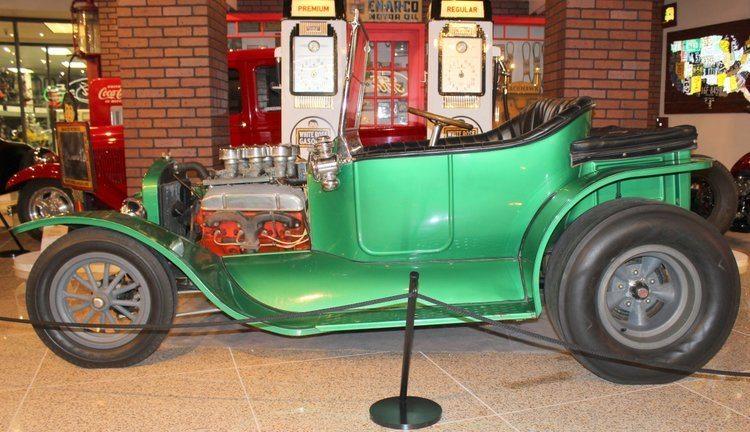 T-Bucket fenders Speedway Motors