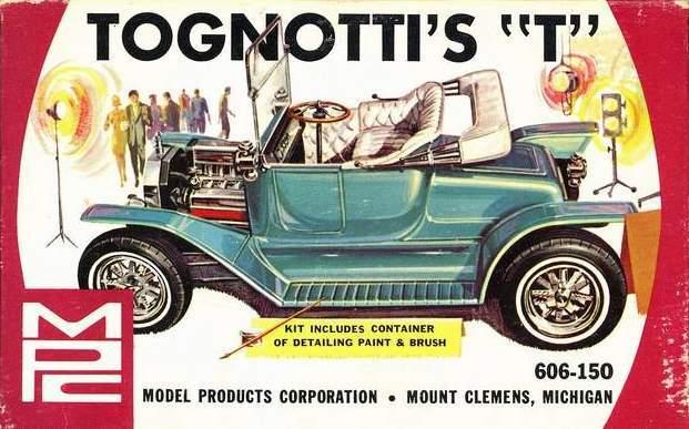 Tognotti's King T MPC model kit