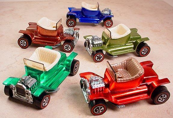 Tognotti's King T Mattel Hot Wheel Hot Heap