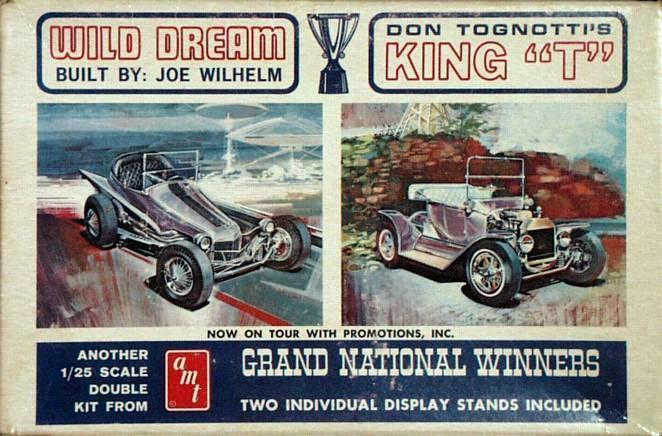 Tognotti's King T and Wilhelm Wild Dream