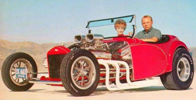 Ron Maxwell 1932 Austin Bantam Roadster