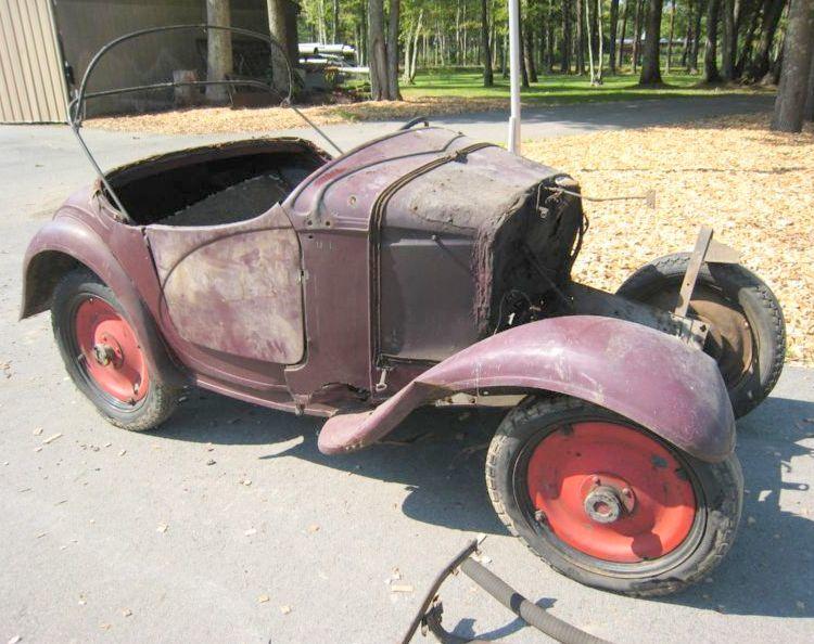 1932 American Austin Bantam roadster