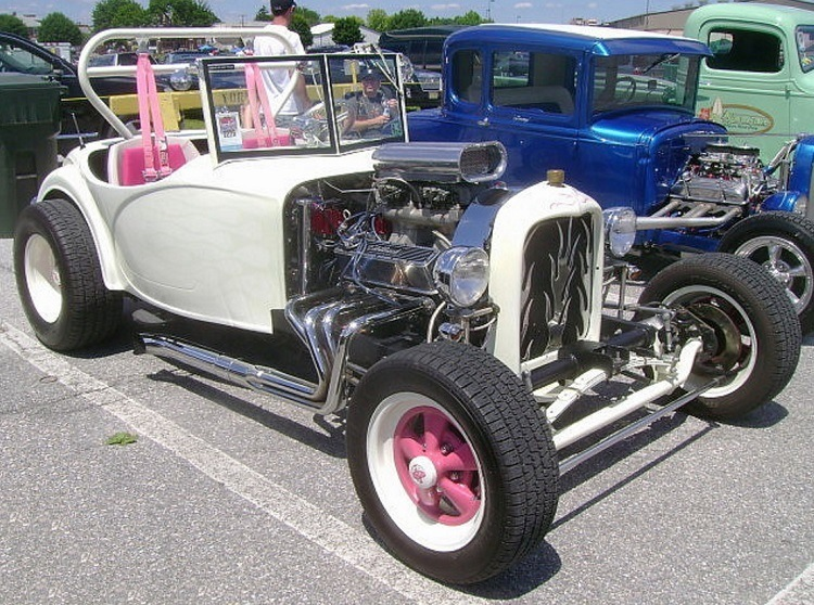 1932 Austin Bantam roadster