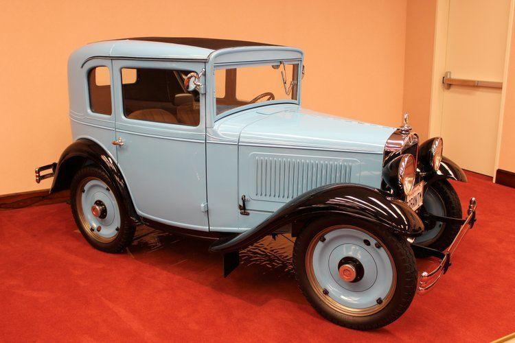 American Austin Bantam Coupe