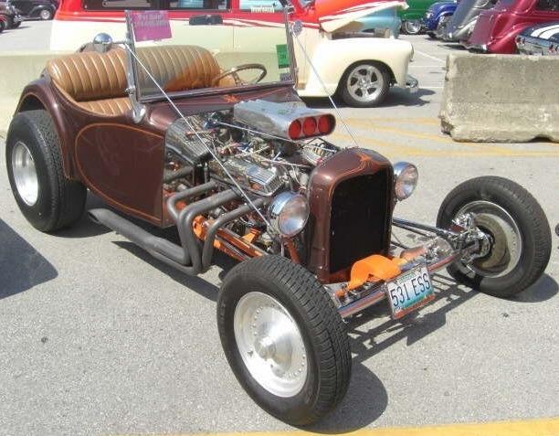 Austin Bantam roadster