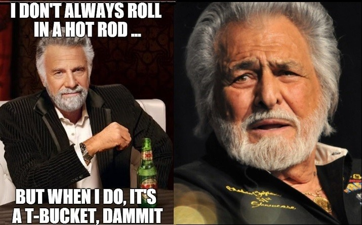 Blackie Gejeian Worlds Most Interesting Man