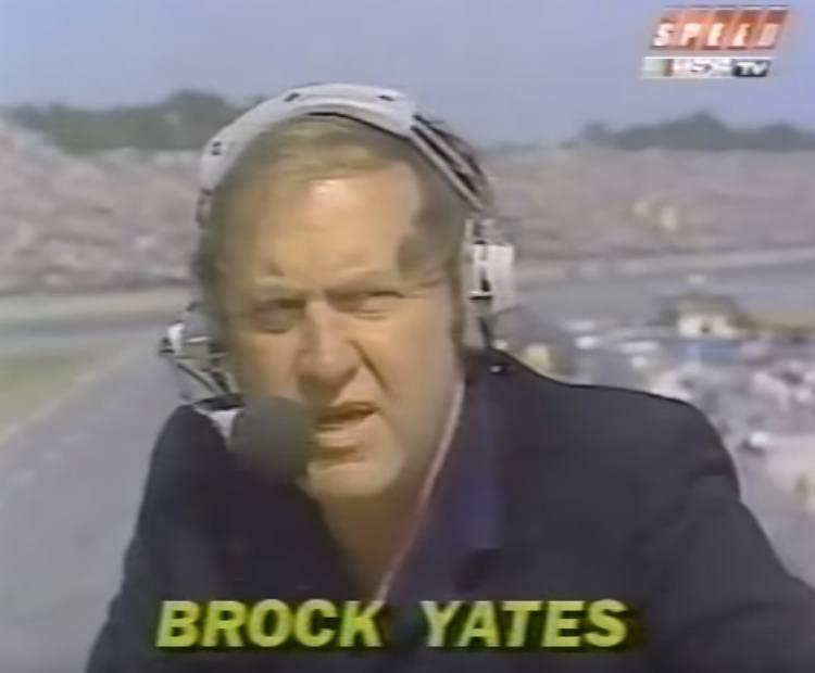 Brock Yates 1982 Daytona 500