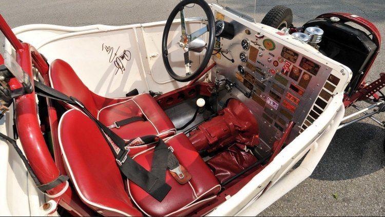 Duffy Livingstone Eliminator T roadster Brock Yates