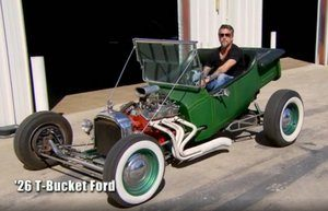 Fast n Loud T-Bucket Brings '70s Nostalgia to Gas Monkey Garage