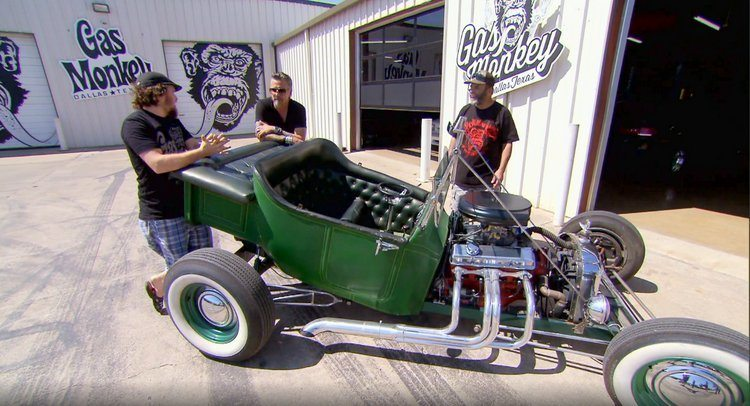 Gas Monkey T-Bucket