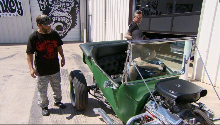 Gas Monkey T-Bucket Fast n Loud
