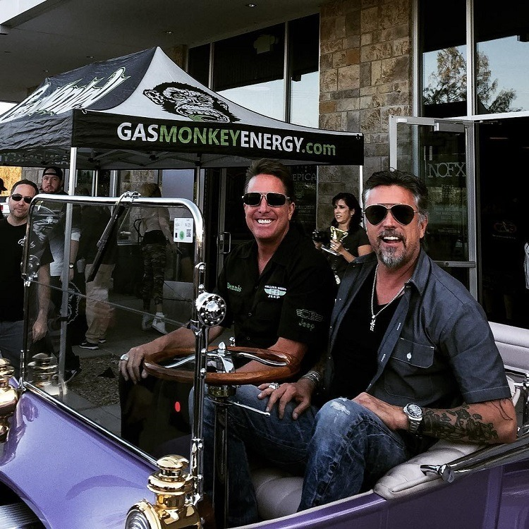 Gas Monkey Tognotti King T Fast N Loud
