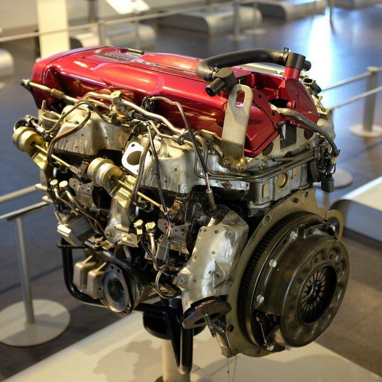Nissan RB26 T-Bucket engine