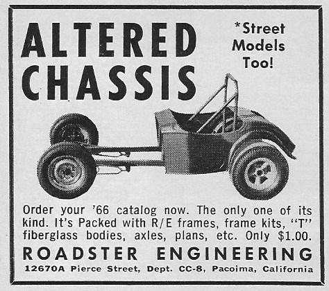 Roadster Engineering Austin Bantam Roadster Altered