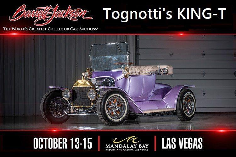Tognotti's King T Barrett-Jackson Las Vegas 2016