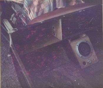 T-Bucket dashboard