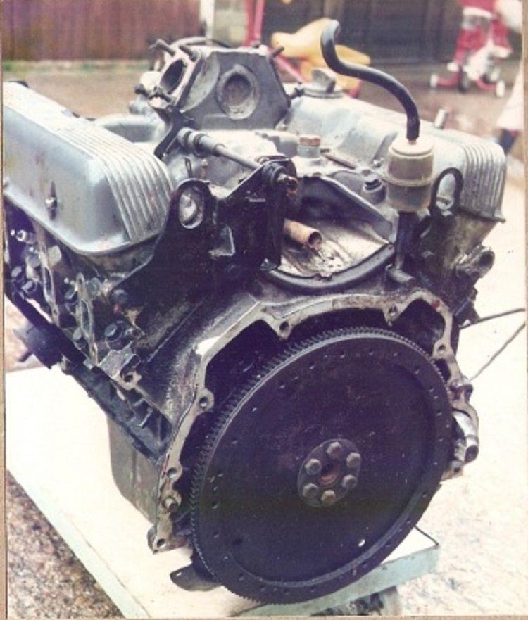 T-Bucket donor engine