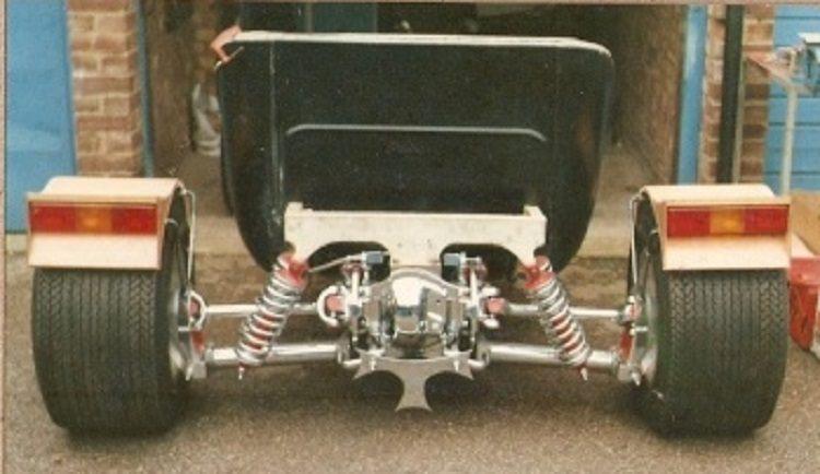 T-Bucket wiring