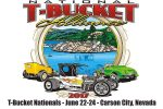 T-Bucket Nationals 2017, June 22-24, Carson,
