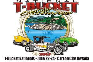 T-Bucket Nationals 2017, June 22-24, Carson City, Nevada