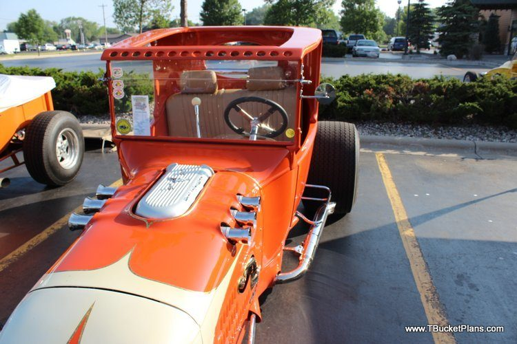 Tom Hintz T-Bucket Track Roadster