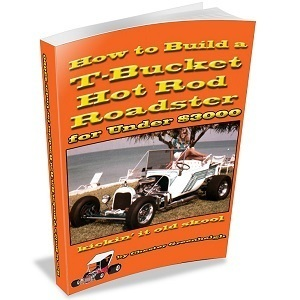 [WQZT_9871]  Build a T-Bucket for Under $3000: the Legendary Hot Rod How-To | T Bucket Wire Harness |  | TBucketPlans.com