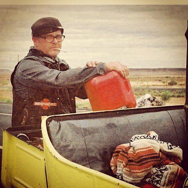 4 cylinder t-bucket Brad Masterson Kustoms