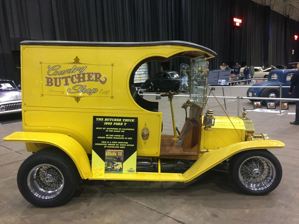Country Butcher Shop Dan Woods Truck