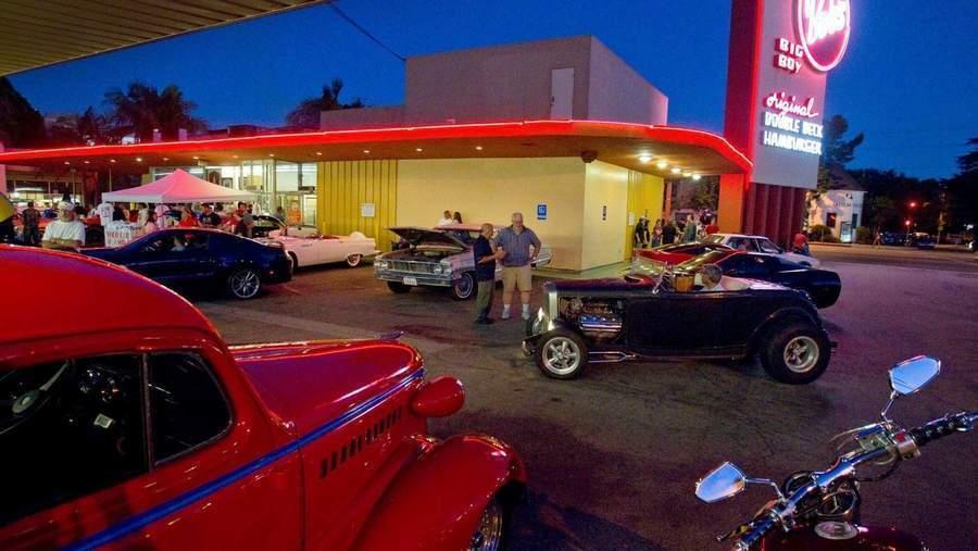 Southern California Car Show T-Buckets