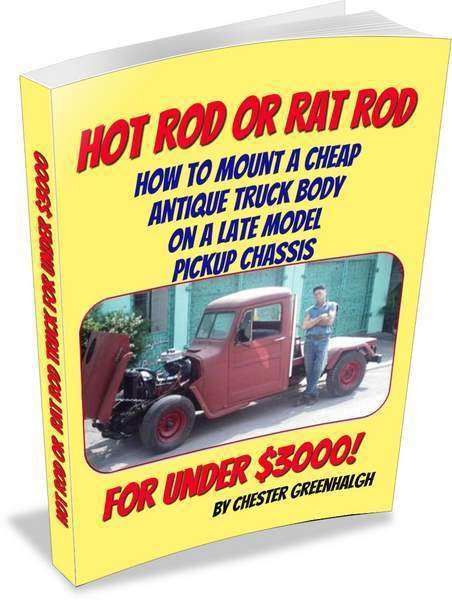Budget Hot Rod How To