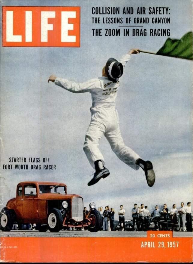 LIFE Magazine  April 29, 1957