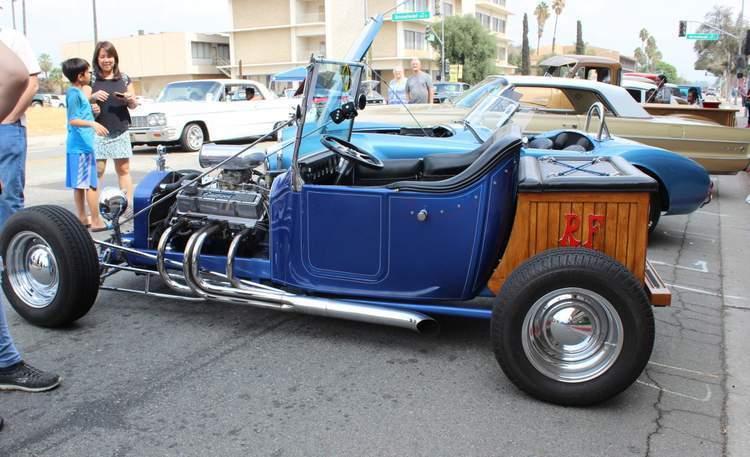 Southern California Car Shows T-Buckets Patrick Hayes