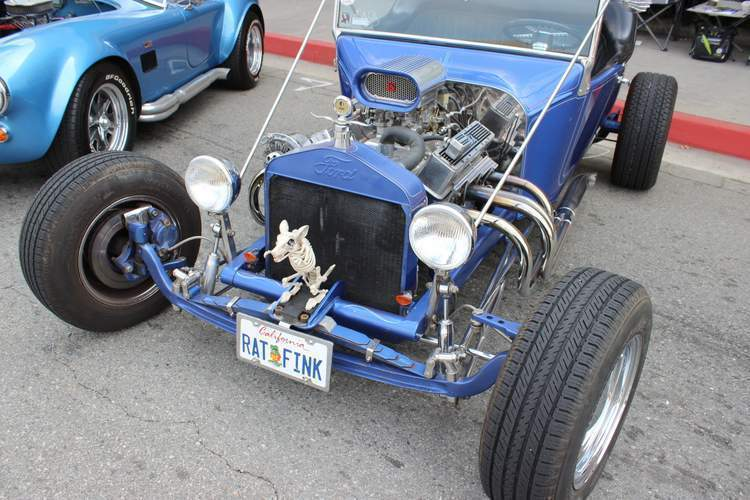 Southern California Car Shows T-Buckets Patrick Hayes