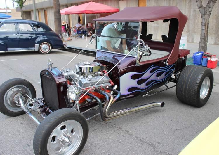Southern California Car Shows T-Buckets Tim Lair