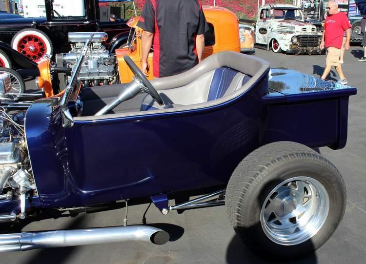 Southern California Car Shows T-Buckets Galpin Car Show