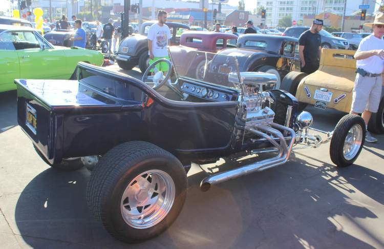 Southern California Car Shows T-Buckets Galpin Car Show