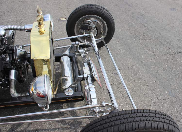 Southern California Car Shows T-Buckets Tom Raney