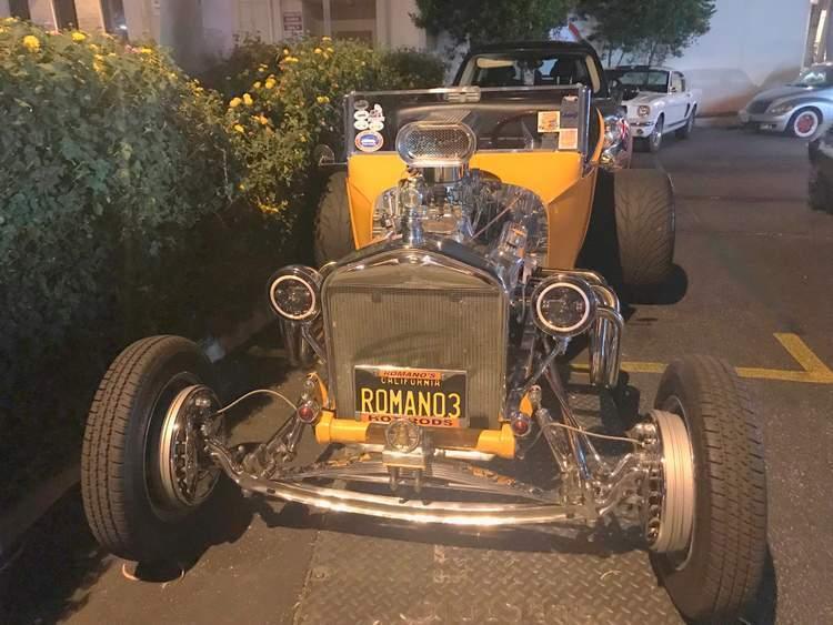 Southern California Car Shows T-Buckets Bobs Big Boy Romano