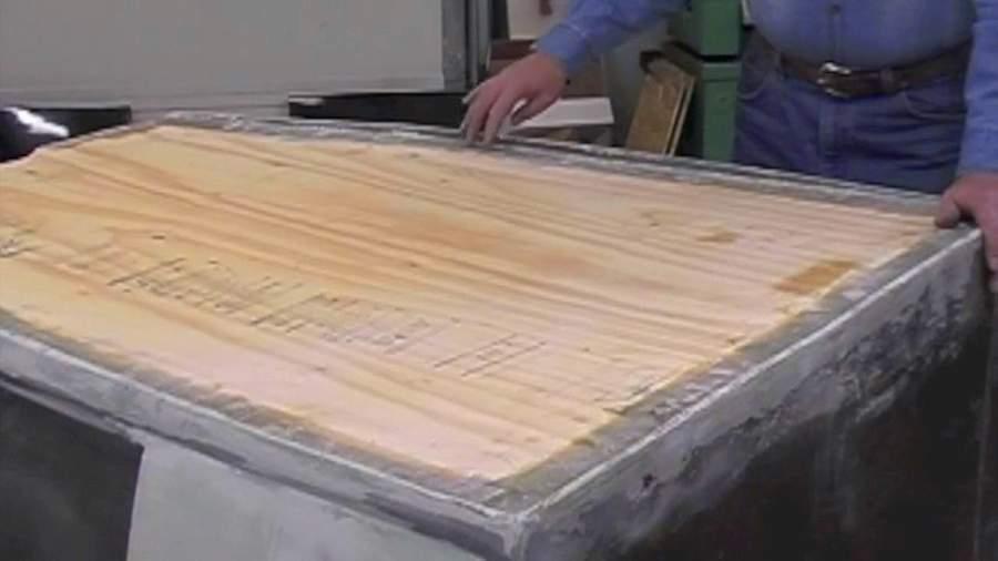 fiberglass body floor how to