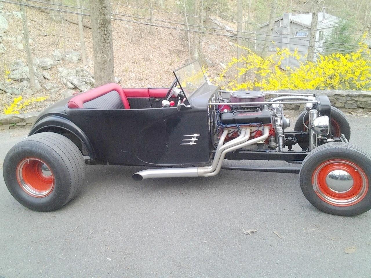 stretched Austin Bantam roadster