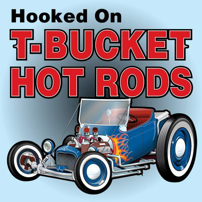 podcast about t-buckets