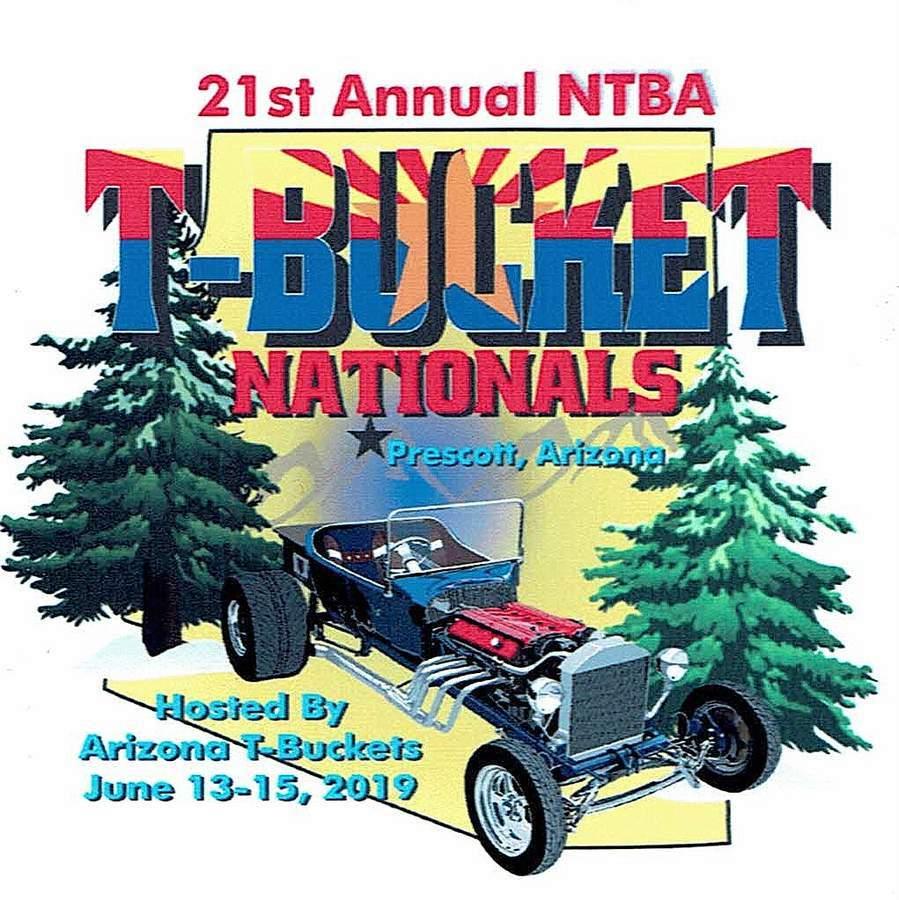 2019 T-Bucket Nationals