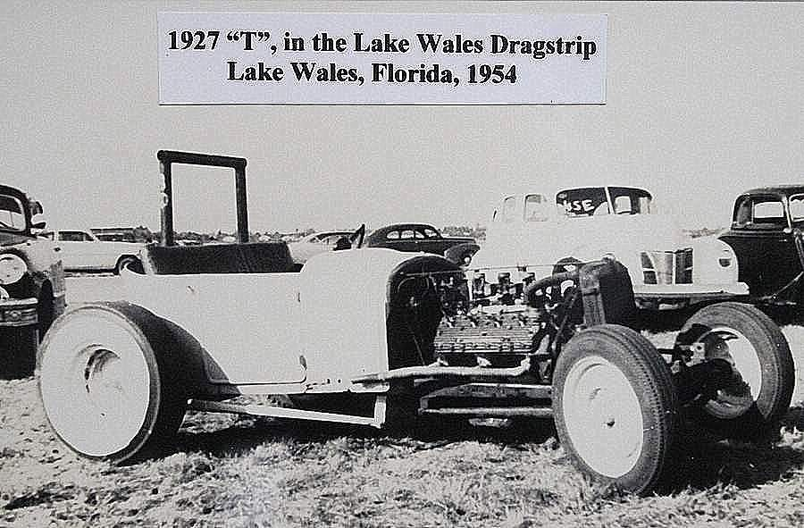 Don Garlits 1927 T roadster