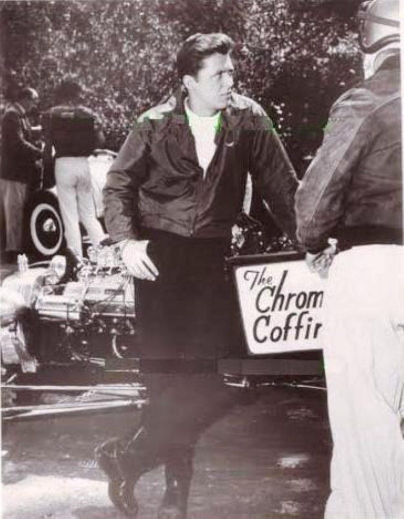 Marty Hollmann Chrome Coffin