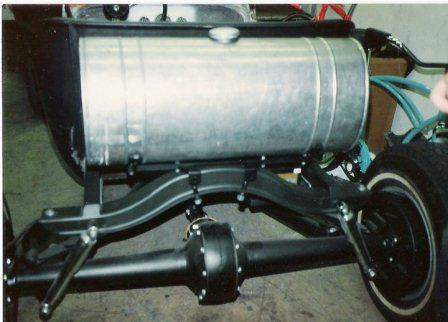 David Gadberry Low Bucket T-Bucket