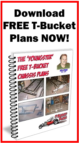 Free T-Bucket Chassis Plans Download