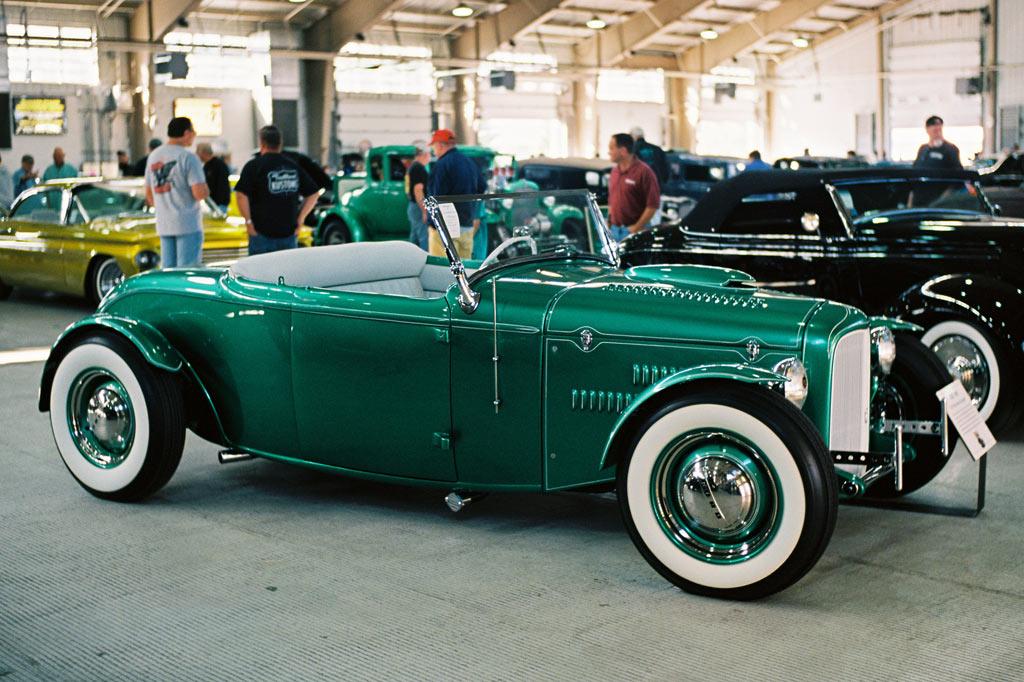Tony La Masa roadster 1932 Ford